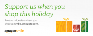 Support NYSHA when you shop this holiday at smile amazon