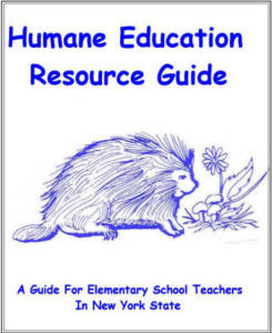 Humane Education Resource Guide