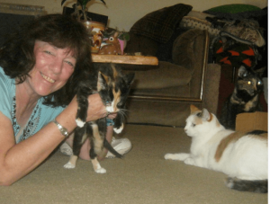 Animal Advocate Julie Tanner