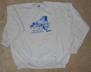 sweatshirt 3 animals