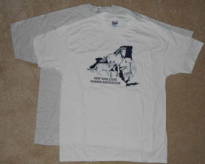 t-shirt 3 animals