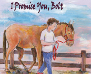 I Promise You, Bolt children's book
